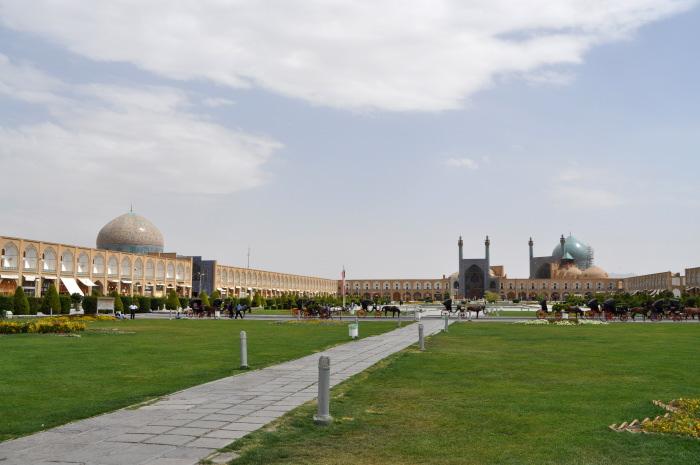 mosquée royale ispahan