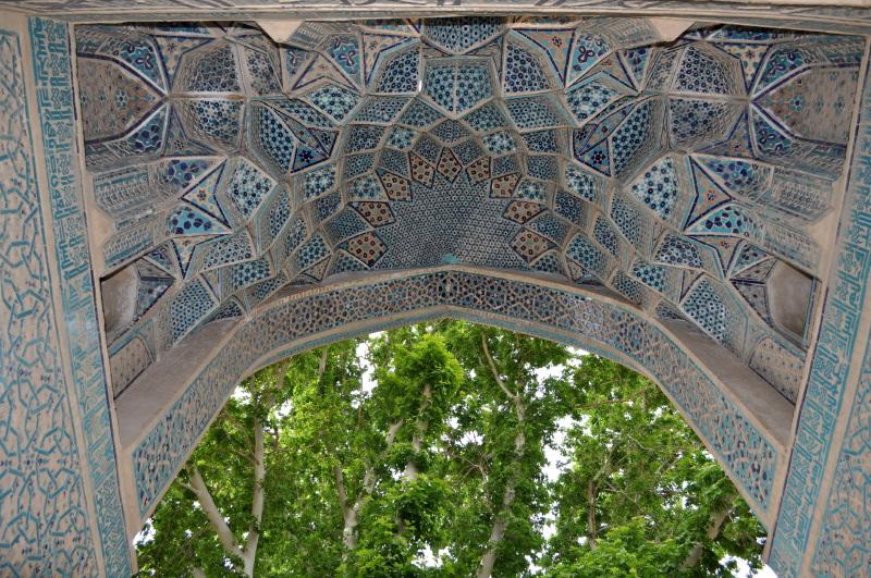 natanz mosquée du vendredi