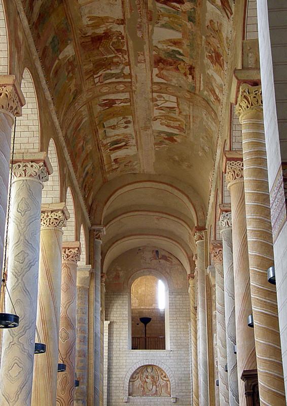abbaye de saintsavinsurgartempe