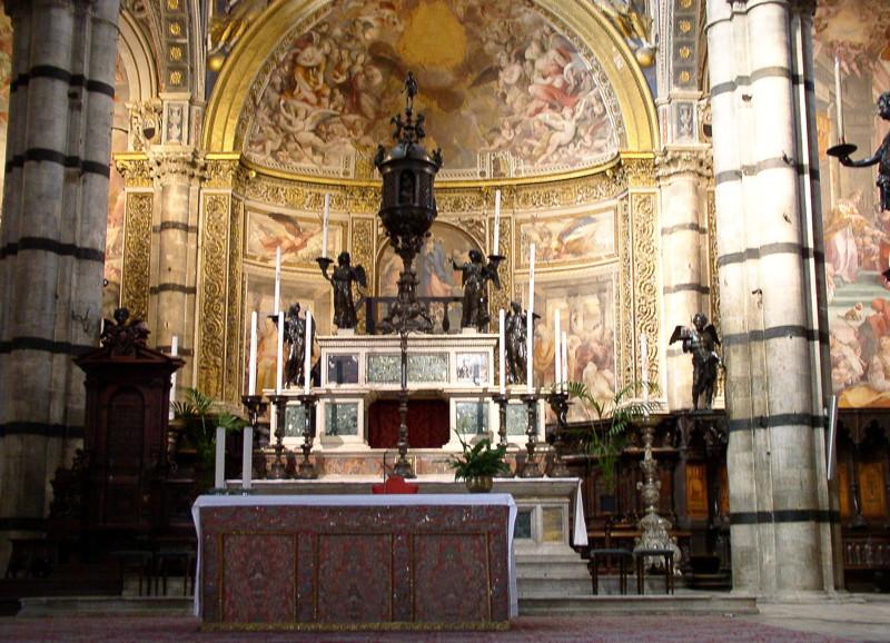 La Cath 233 Drale Santa Maria Assunta De Sienne