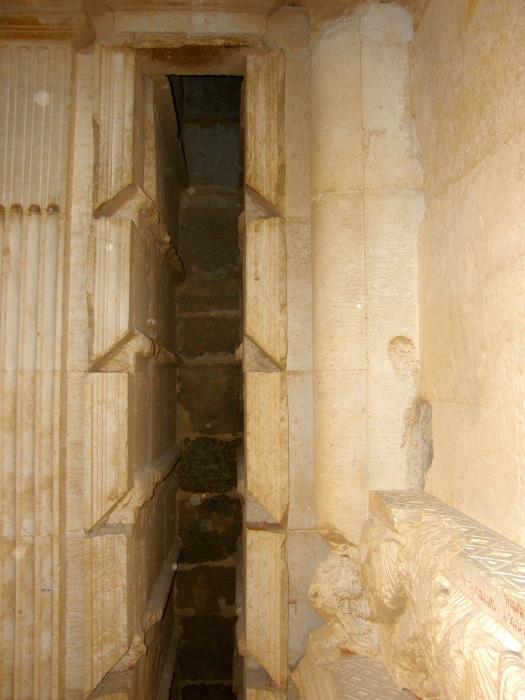 Les Fond Plafond : Les tours funéraires et hypogées